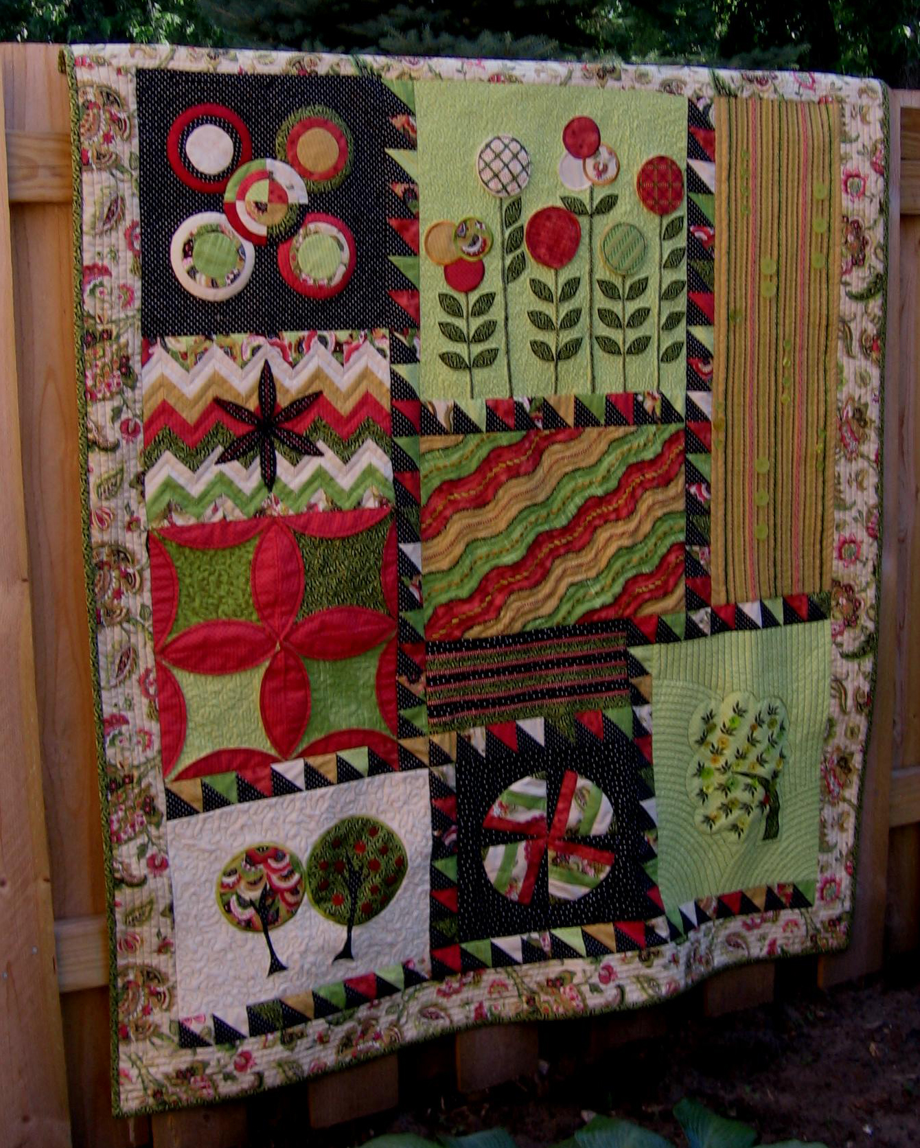 All New Foot of the Month Quilt Husqvarna Viking Sewing ...
