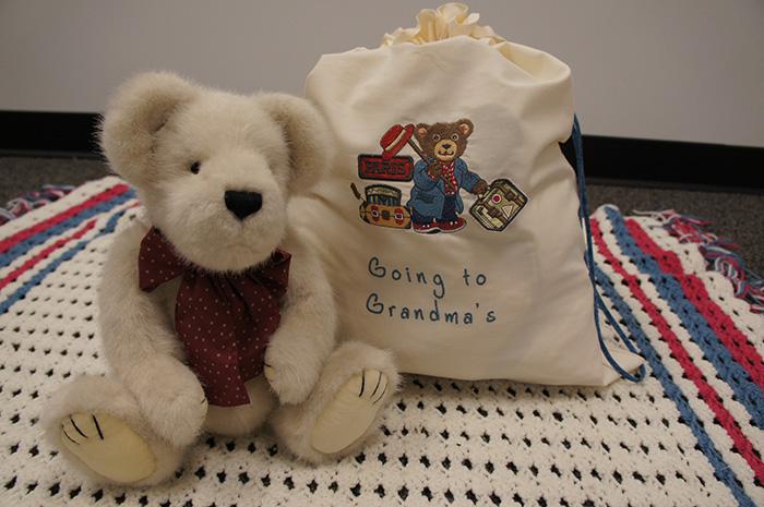 Grandmas Teddy Bear Club