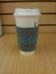 beverage cup sleeve