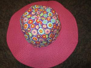 Reversible Sun Hat 2