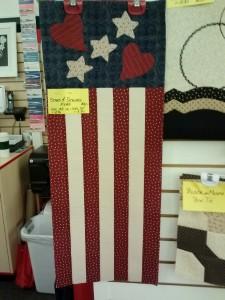 Stars & Stripes Mat